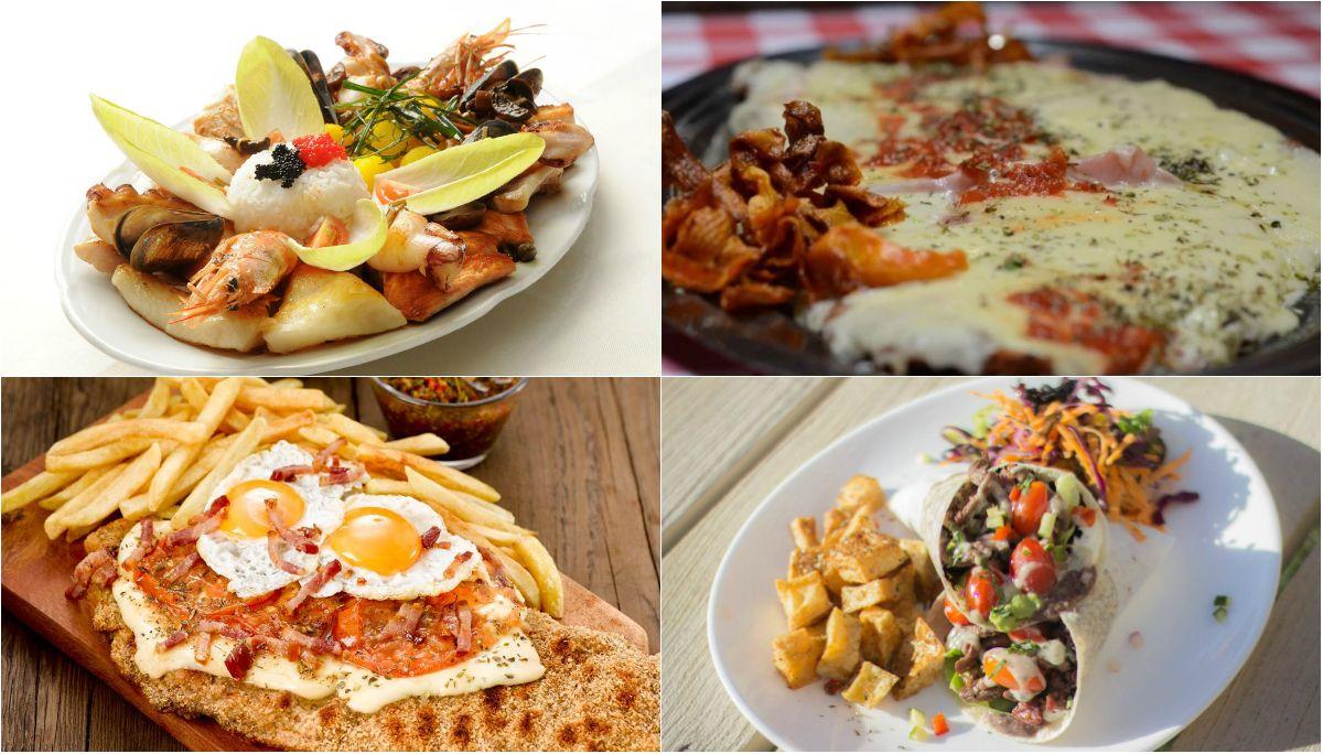 Cuatro propuestas para ir a cenar en el Día de los Enamorados