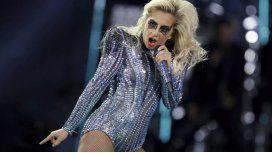 Lady Gaga en el Super Bowl