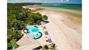 El hotel Beach Resort Karapitangui