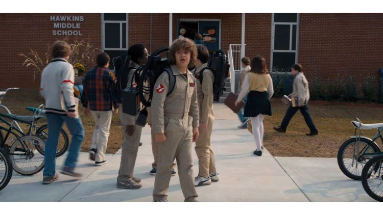 Mirá el primer trailer de la segunda temporada de Stranger Things