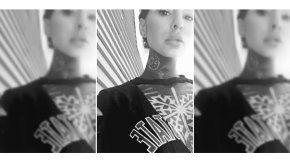 El tatuaje de Candelaria Tinelli