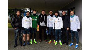 Bauzá se reunió con Icardi en el Inter - Crédito:@inter_latino
