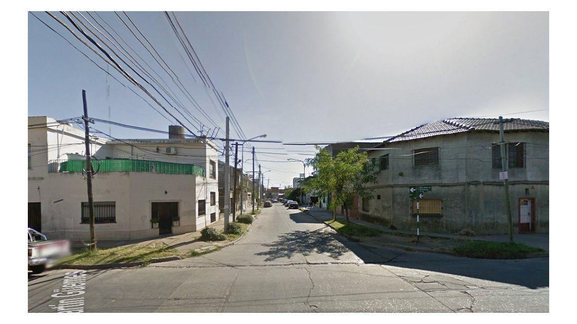 Ocurrió en la esquina de Güemes y Habana