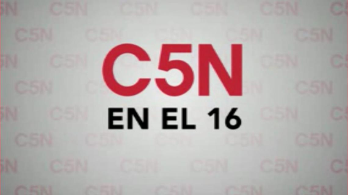C5N pasa al canal 16 de Cablevisión