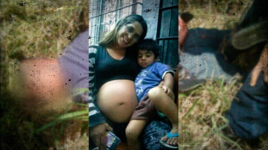 Mónica ya sabe que perdió a su bebé