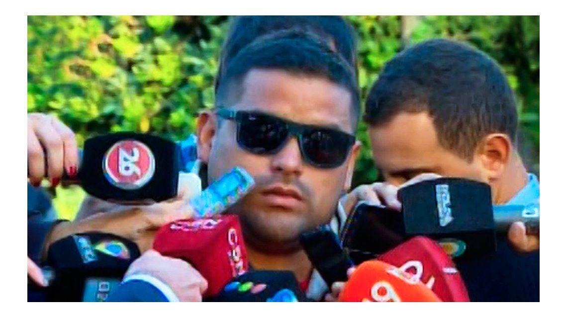 El hermano de Romina dijo que al asesino le agarró la loca