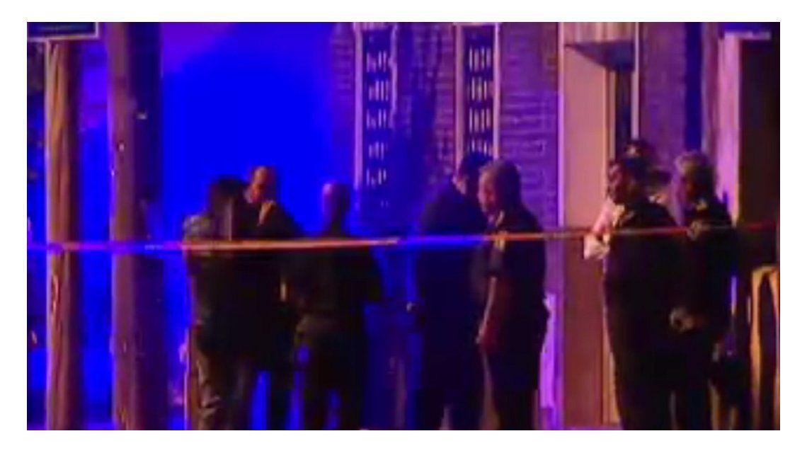 un hombre mató a tres e hirió a cinco en Hurlingham.