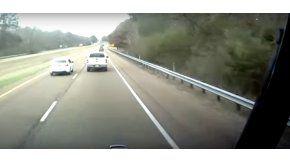 Violento choque entre condutores imprudentes en Misispi