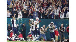 News England Patriots ganaron el Súper Bowl