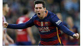 Messi, segundo entre los deportisas mejores pagos de 2016