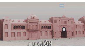 macri gastara $285 millones para hacer reformas en la casa rosada