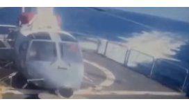 Un submarino embistió contra un buque en el mar Rojo