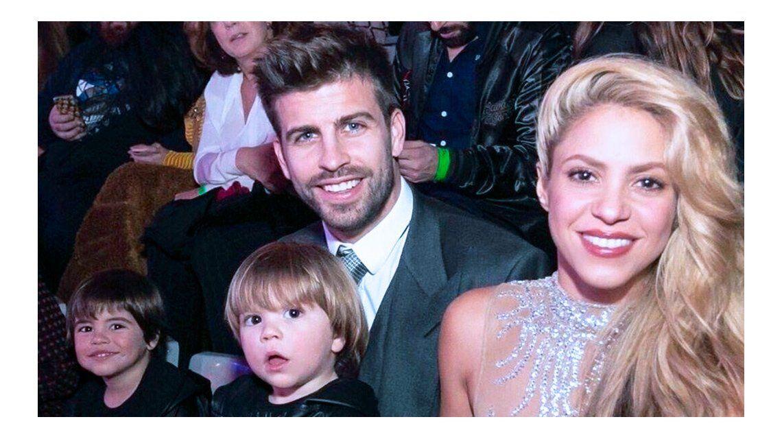 Shakira cumplió 40 años