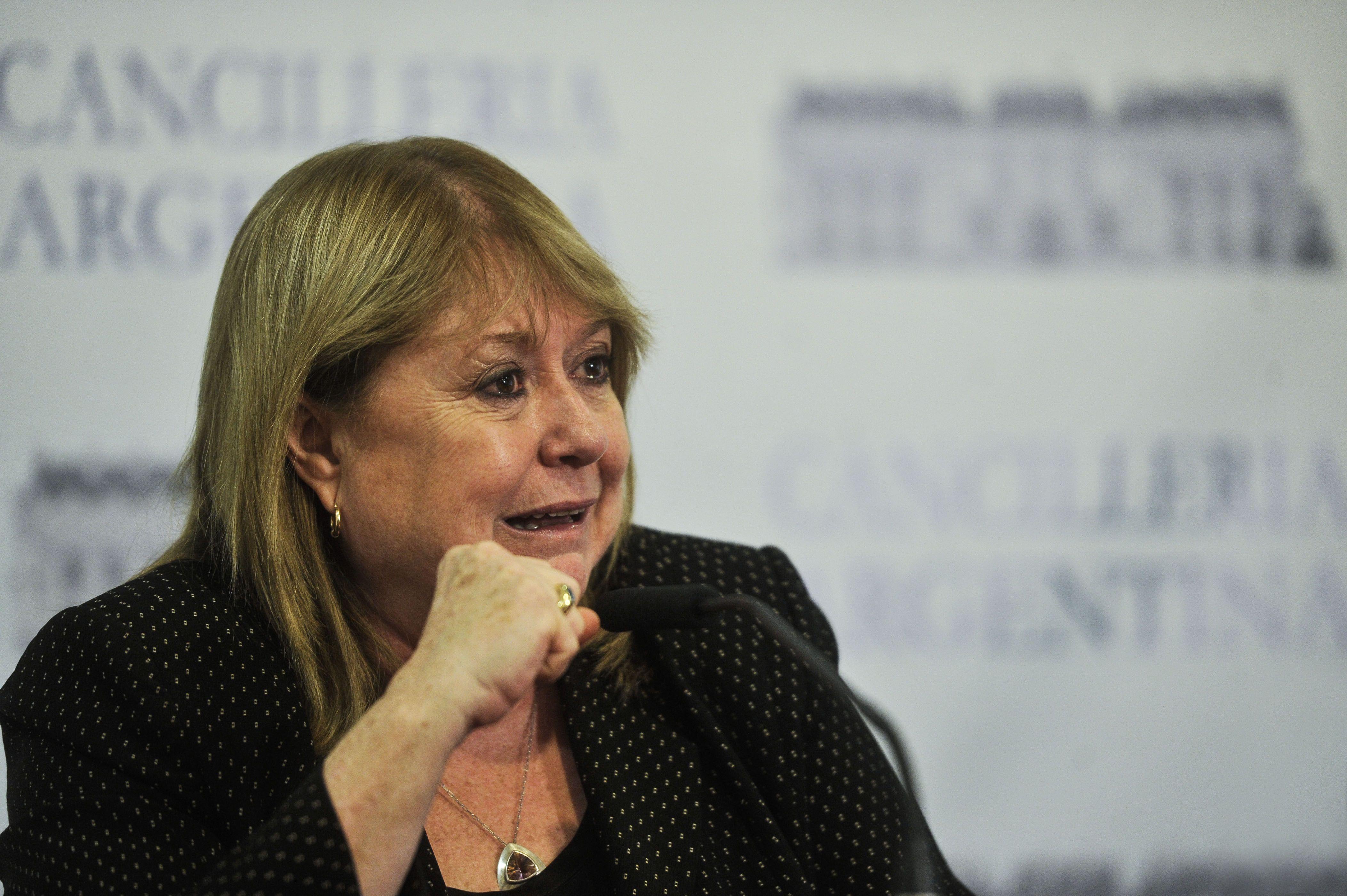 Susana Malcorra<br>