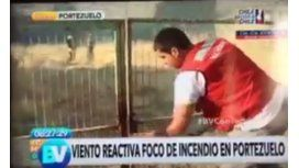 El bombero que se volvió viral por no poder romper un candado