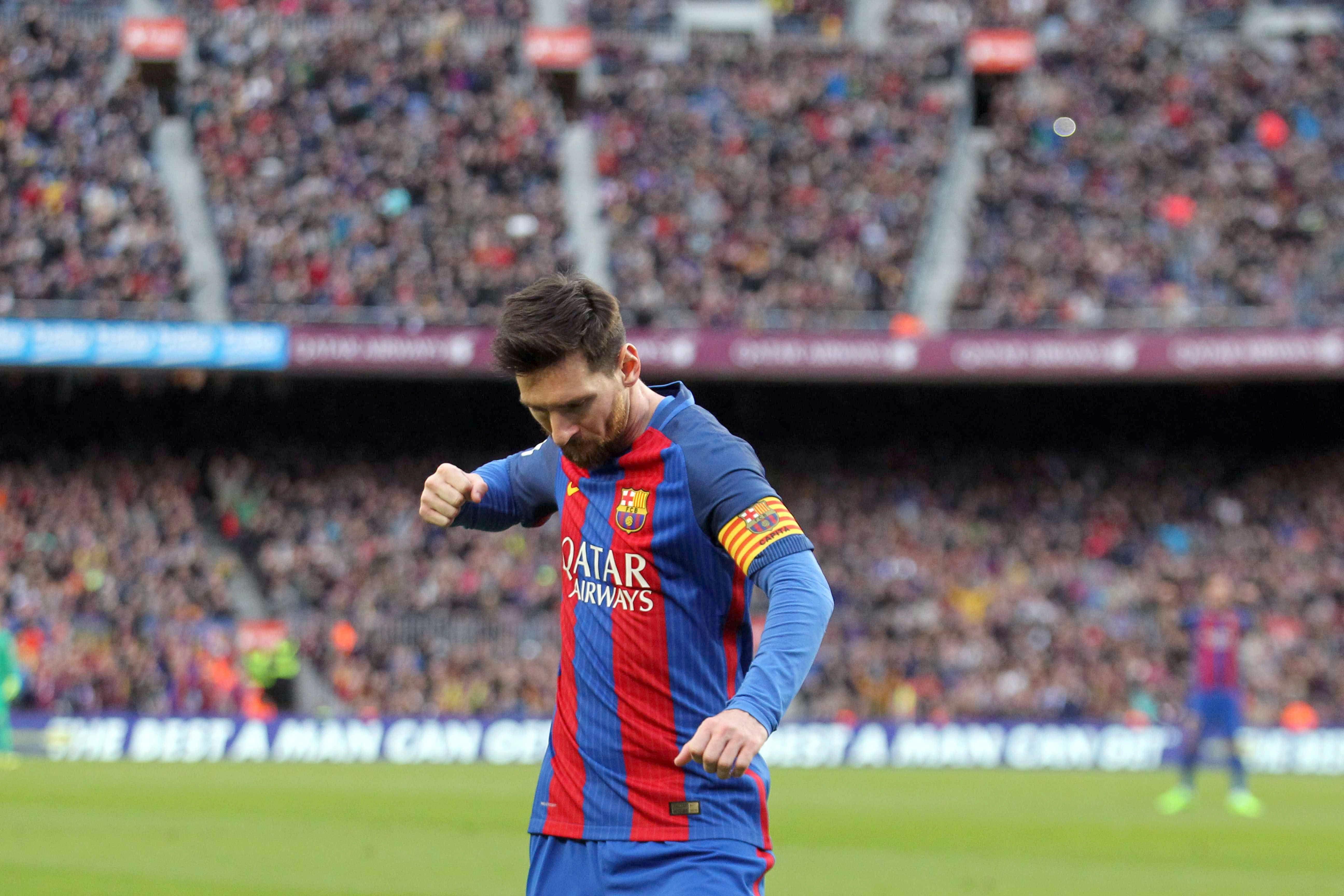 El rosarino seguirá deleitando en el Camp Nou