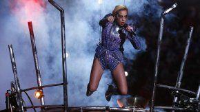 Lady Gaga, en el Super Bowl