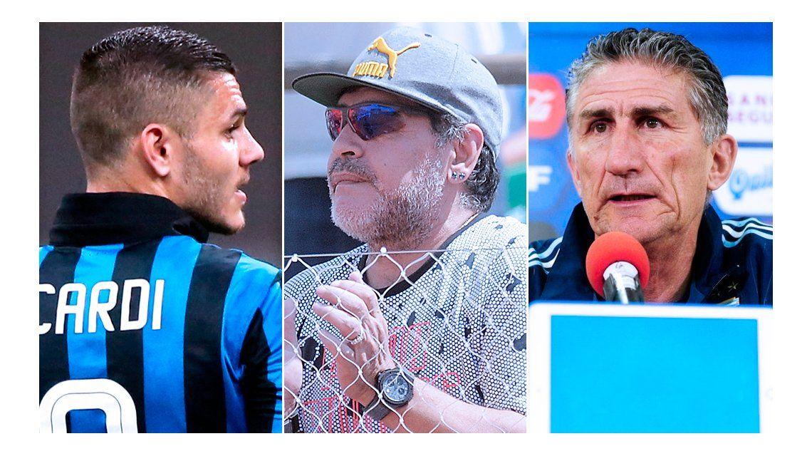La polémica en torno a Maradona
