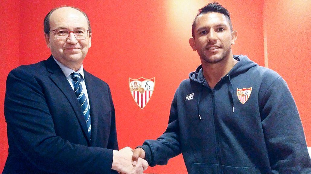Montoya no será cedido a préstamo y se quedará en Sevilla de Sampaoli