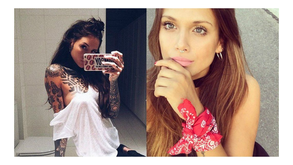 Elogios mutuos de Candelaria Tinelli y Barbie Vélez