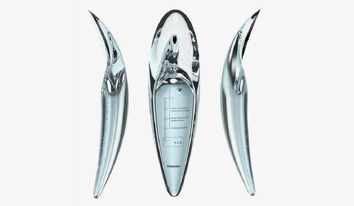 Philippe Starck conceptualiza el celular del futuro