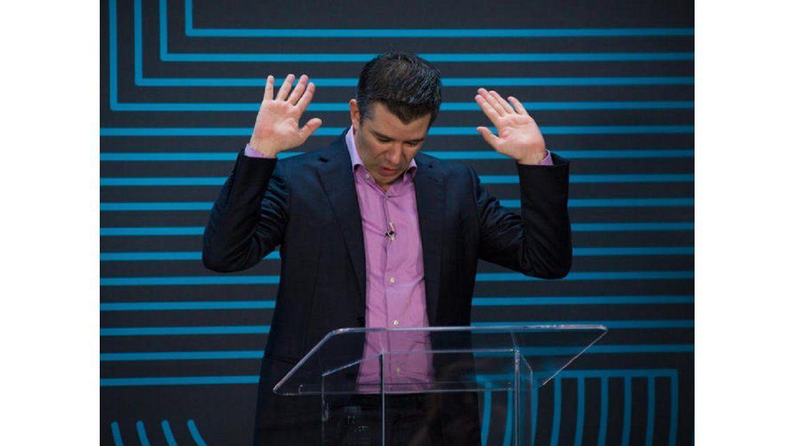 El fundador de Uber deja de ser asesor de Trump por la presión de usuarios