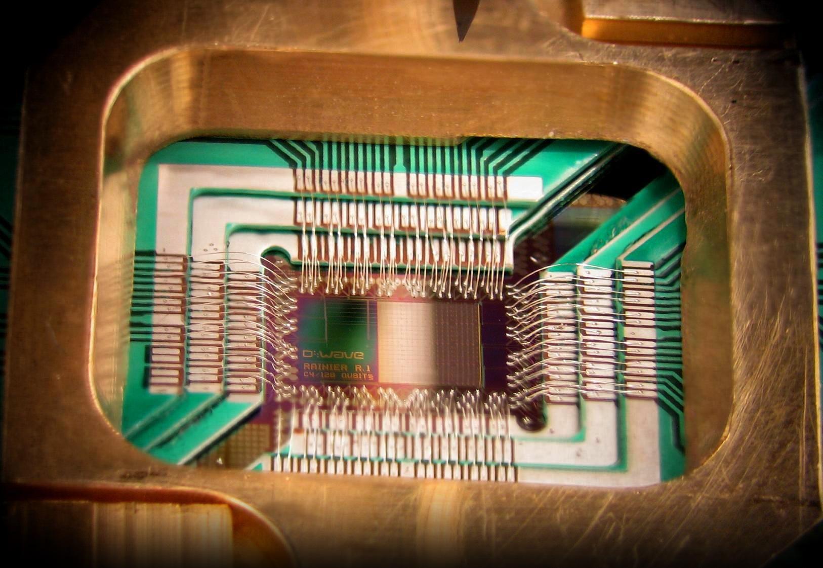 La computadora cuántica podría revolucionar el mundo