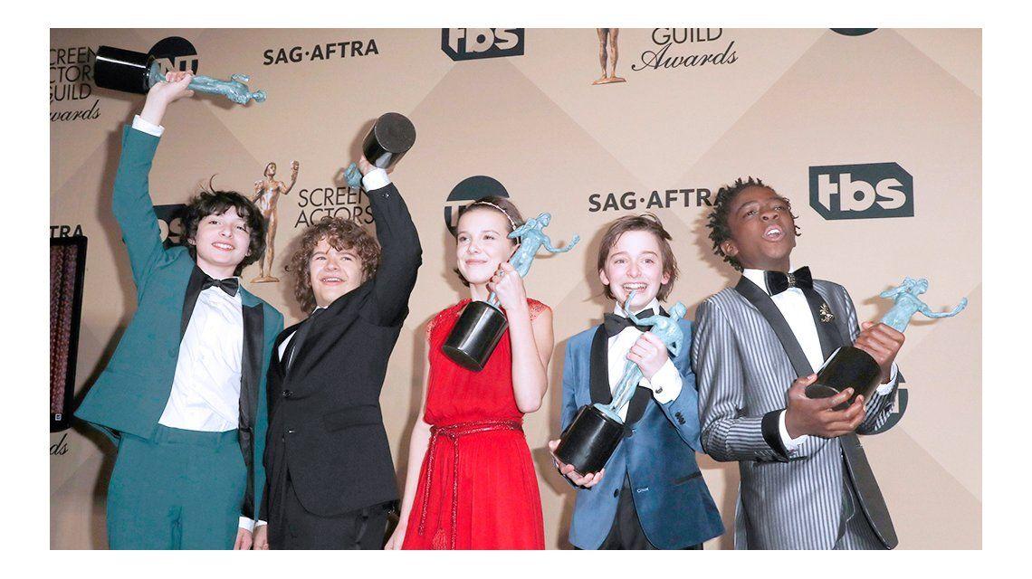 La entrega de los SAG Awards