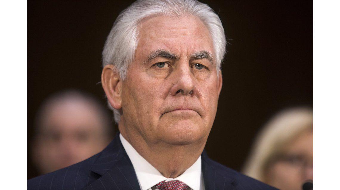 Rex Tillerson es el sucesor de John Kerry