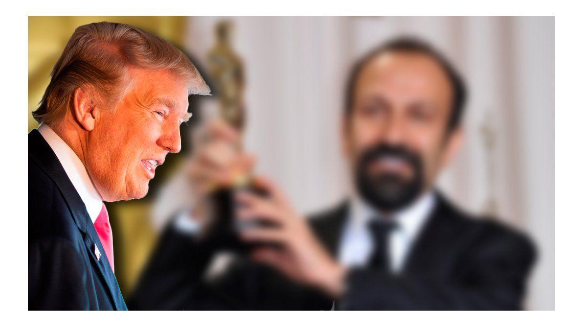 Donadl Trump vs. Oscar 2017