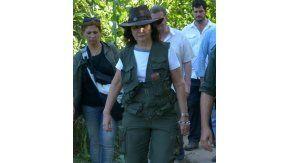 Patricia Bullrich, ministra de Seguridad de la Nación