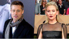 Brad Pitt y Kate Hudson, ¿juntos?