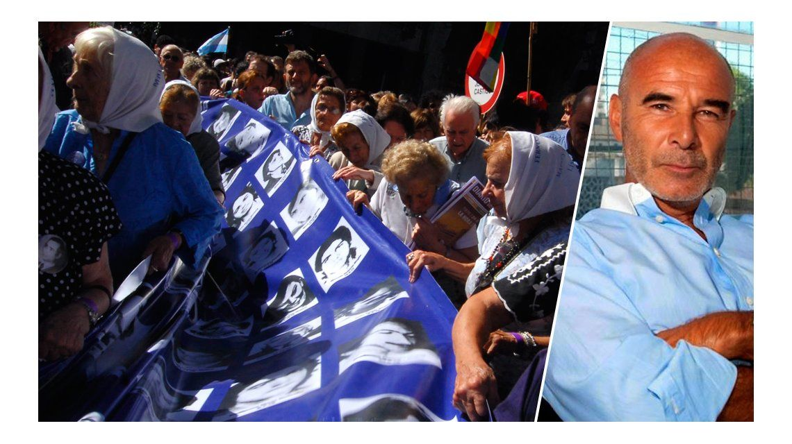 Las Abuelas de Plaza de Mayo piden la renuncia de Gómez Centurión