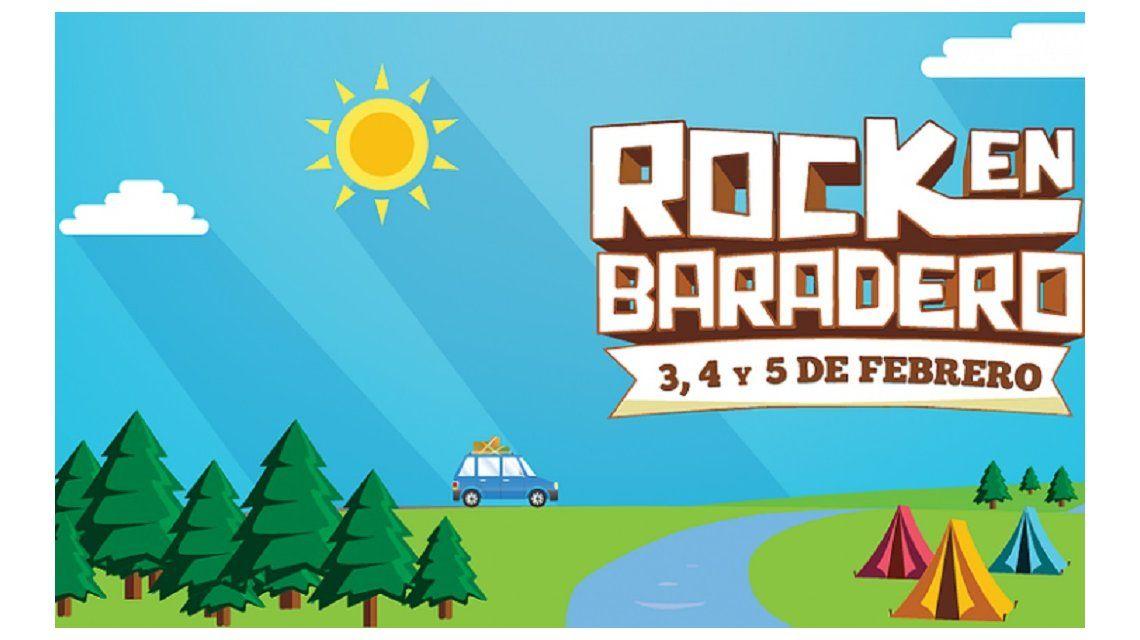 Un clásico de los veranos: este viernes arranca el Baradero Rock