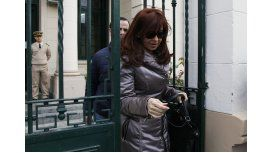 Cristina Kirchner ratificó en Río Gallegos su denuncia