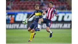 El ex jugador de Vélez quedó expuesto en el segundo gol de Talleres