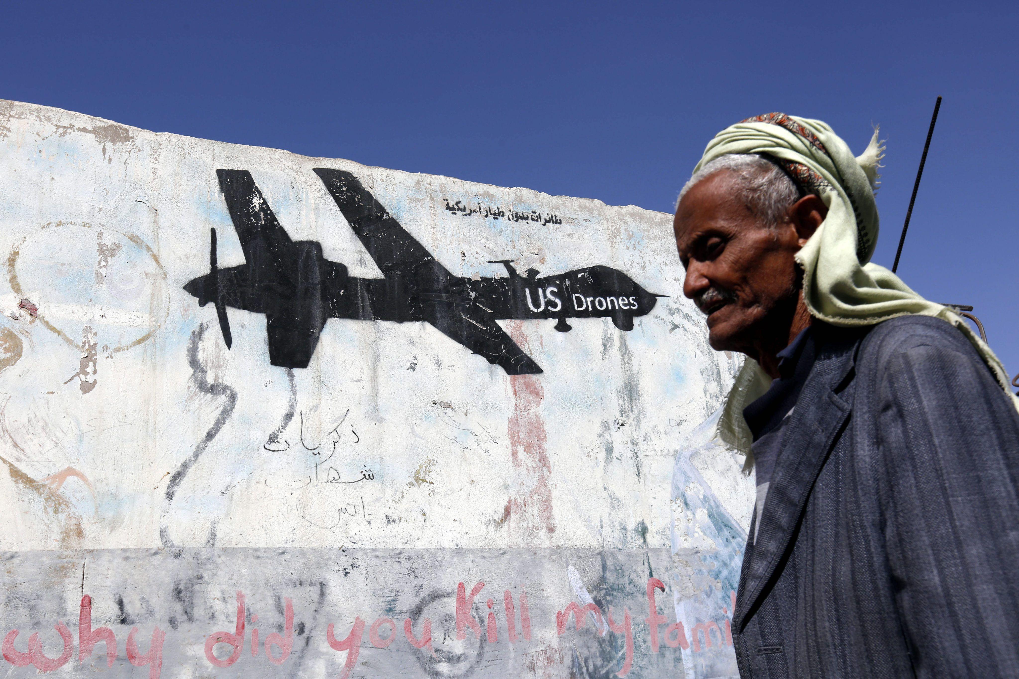 Primer ataque militar de Trump: mató 18 miembros de Al Qaeda y 9 civiles