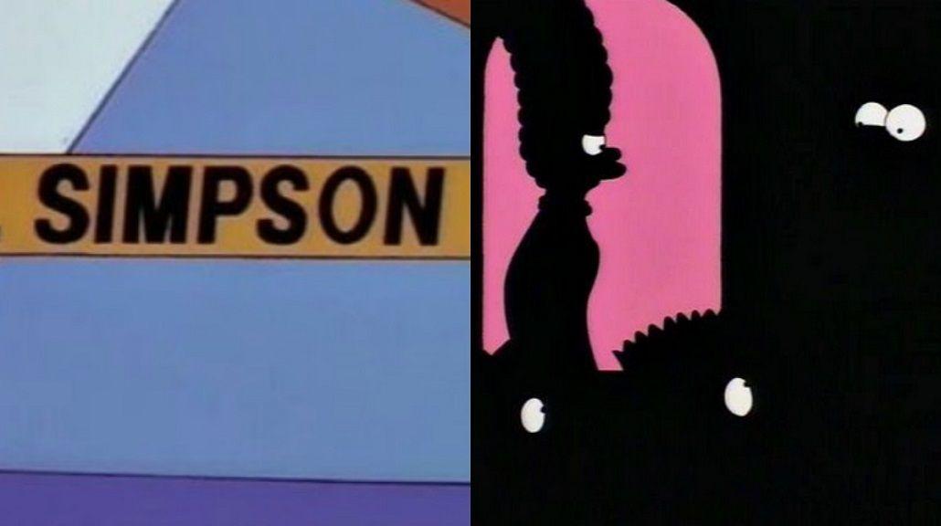 El arte de Los Simpson