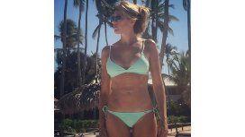 Alina Moine, sexy en bikini