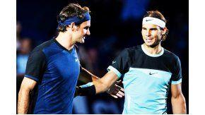 Federer y Nadal, la gran final de Australia