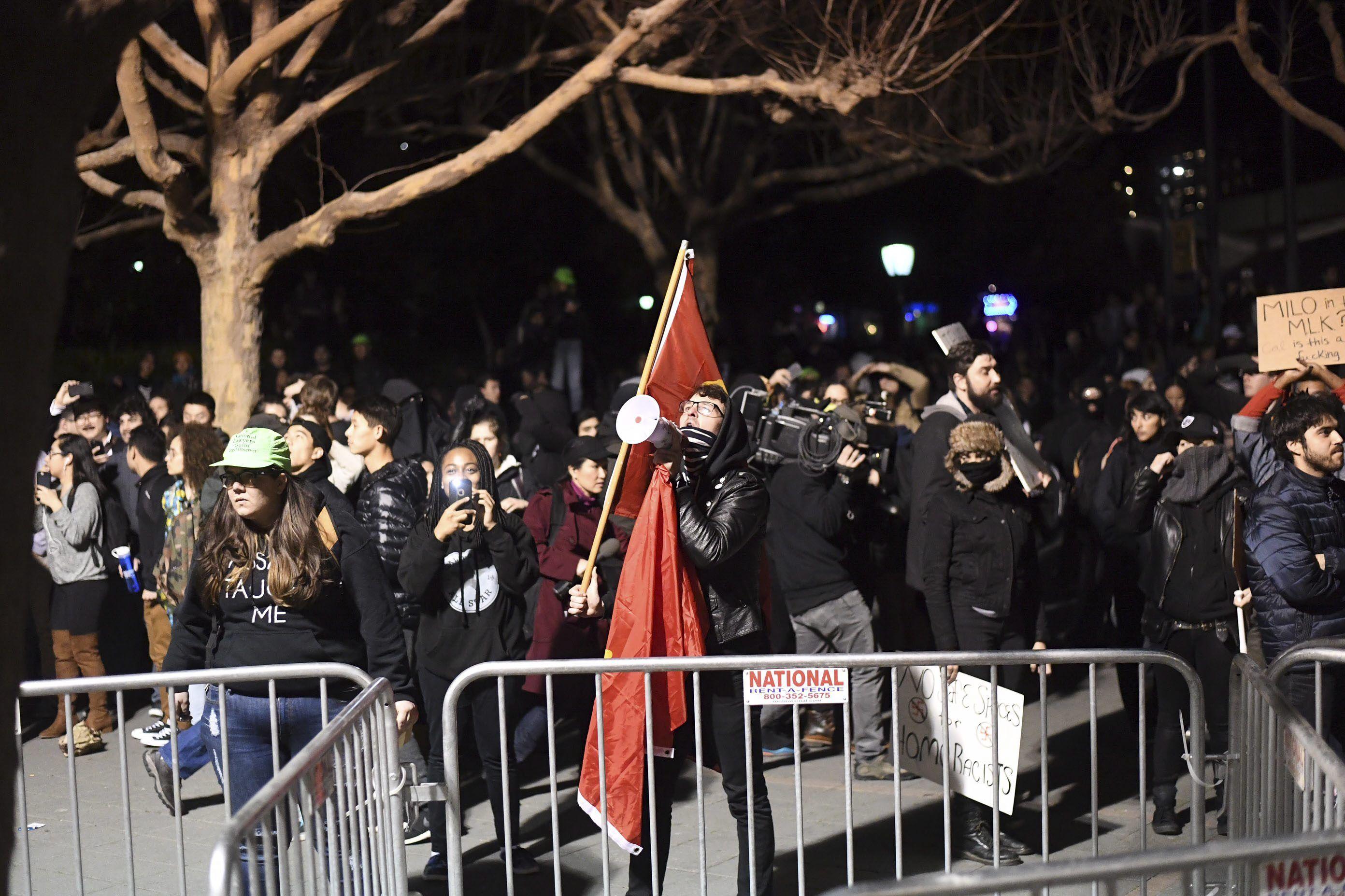 Incidentes en la Universidad de California de Berkeley