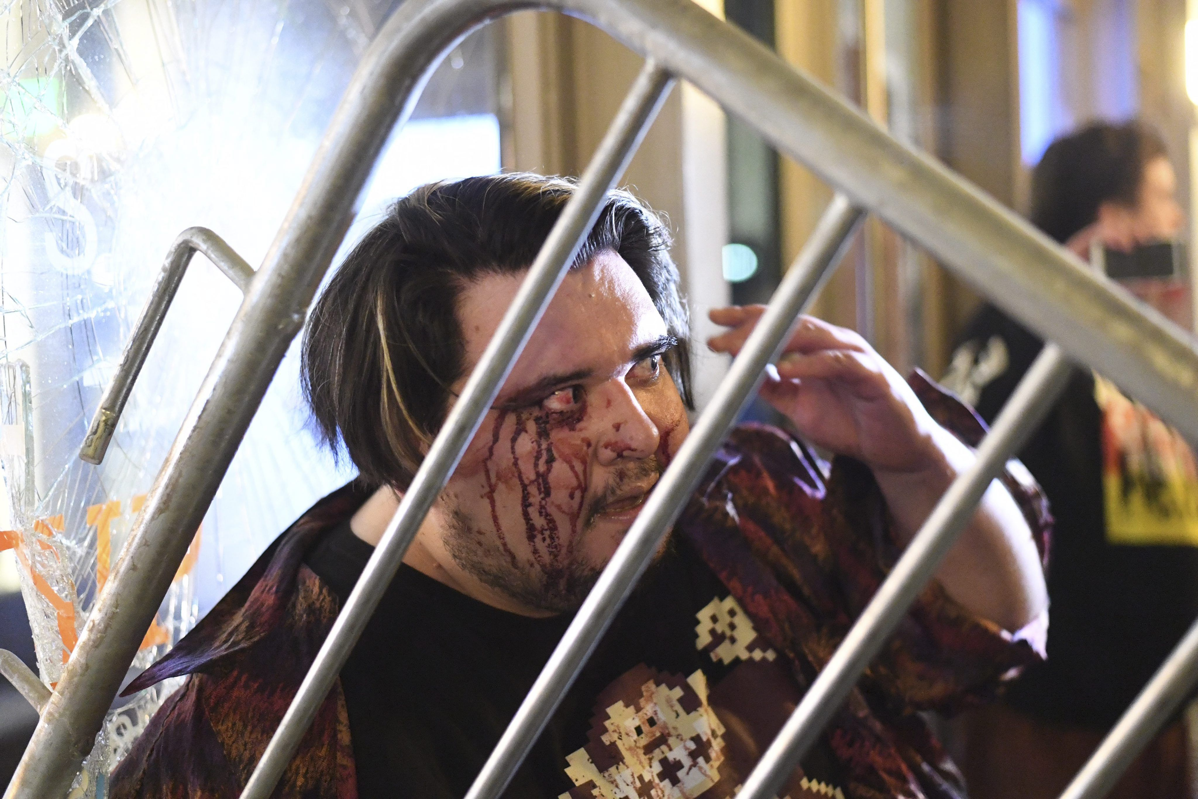 Incidentes en la Universidad de California en Berkeley