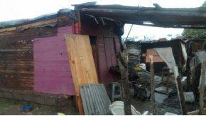 Consecuencias del temporal en Tucumán