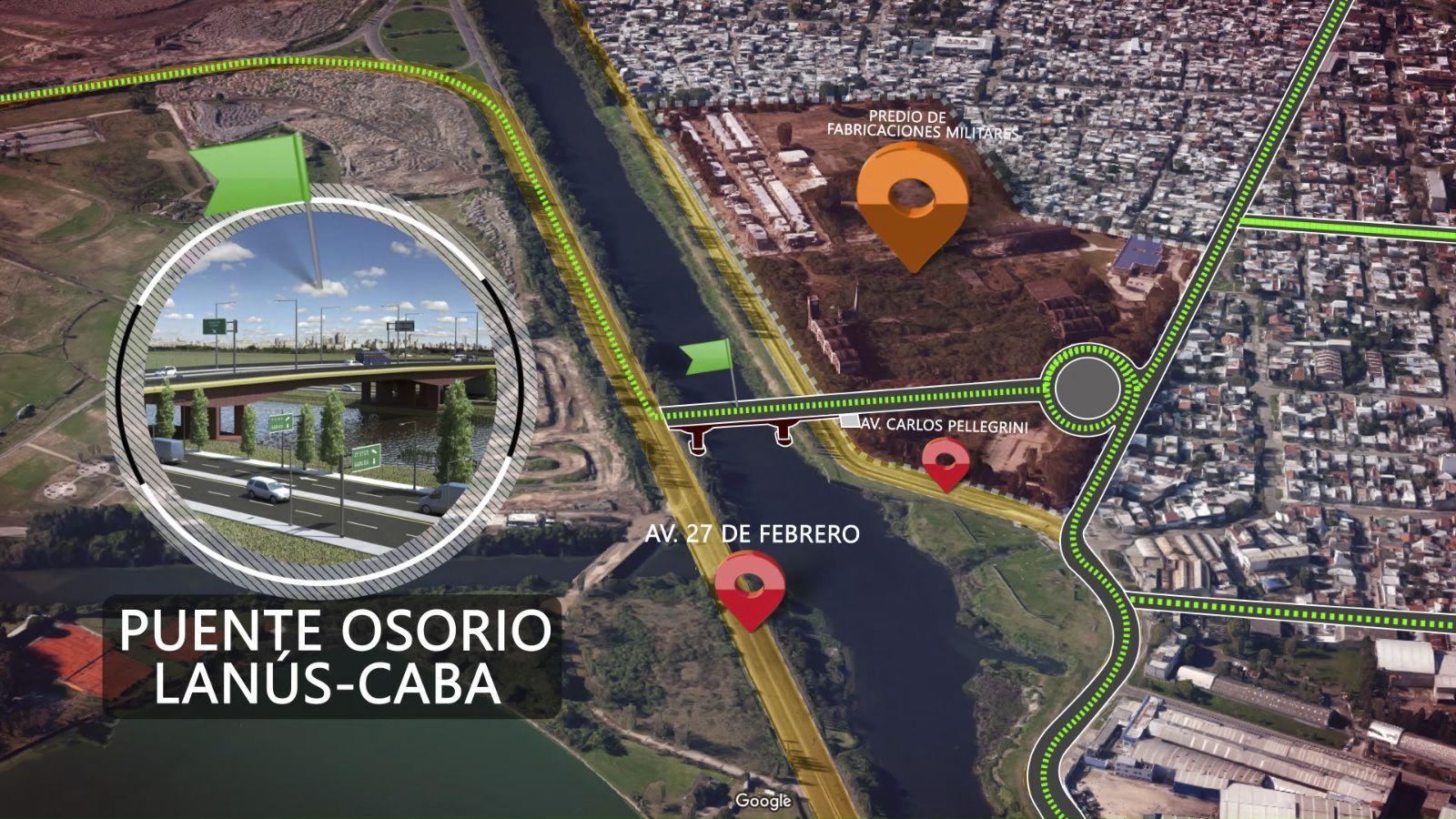 El puente Osorio