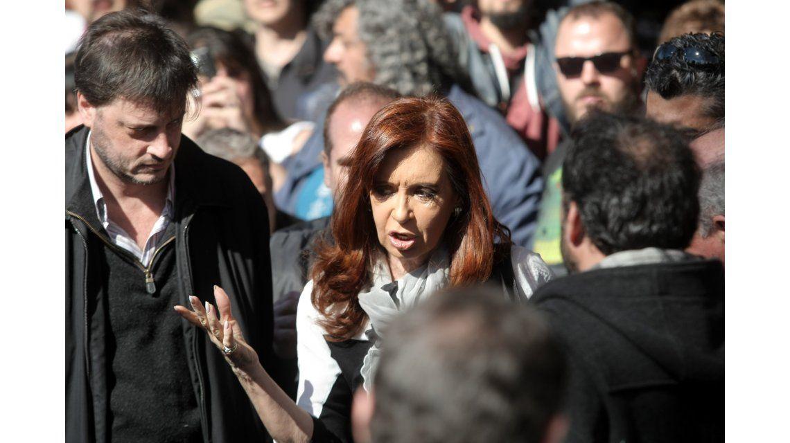 Cristina apeló el procesamiento dictado por la causa Los Sauces