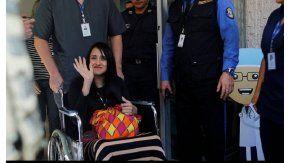 Ximena Suárez Otterburg, azafata del vuelo de Chapecoense