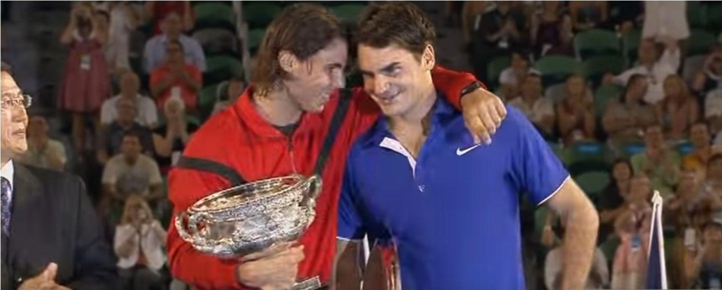 Nadal habló sobre la final ante Federer en el Abierto de Australia