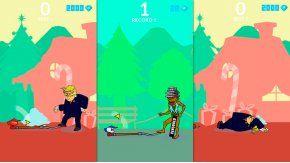 Un juego donde podés usar al negro de WhatsApp