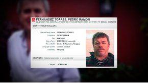 Interpol tiene en su lista al carnicero prófugo