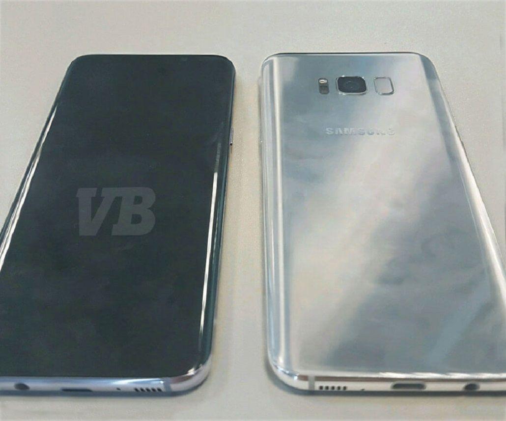 Se filtró todo lo relacionado al Samsung Galaxy S8